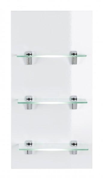 POSSEIK - Panel VIVA mit 3 Glasablagen