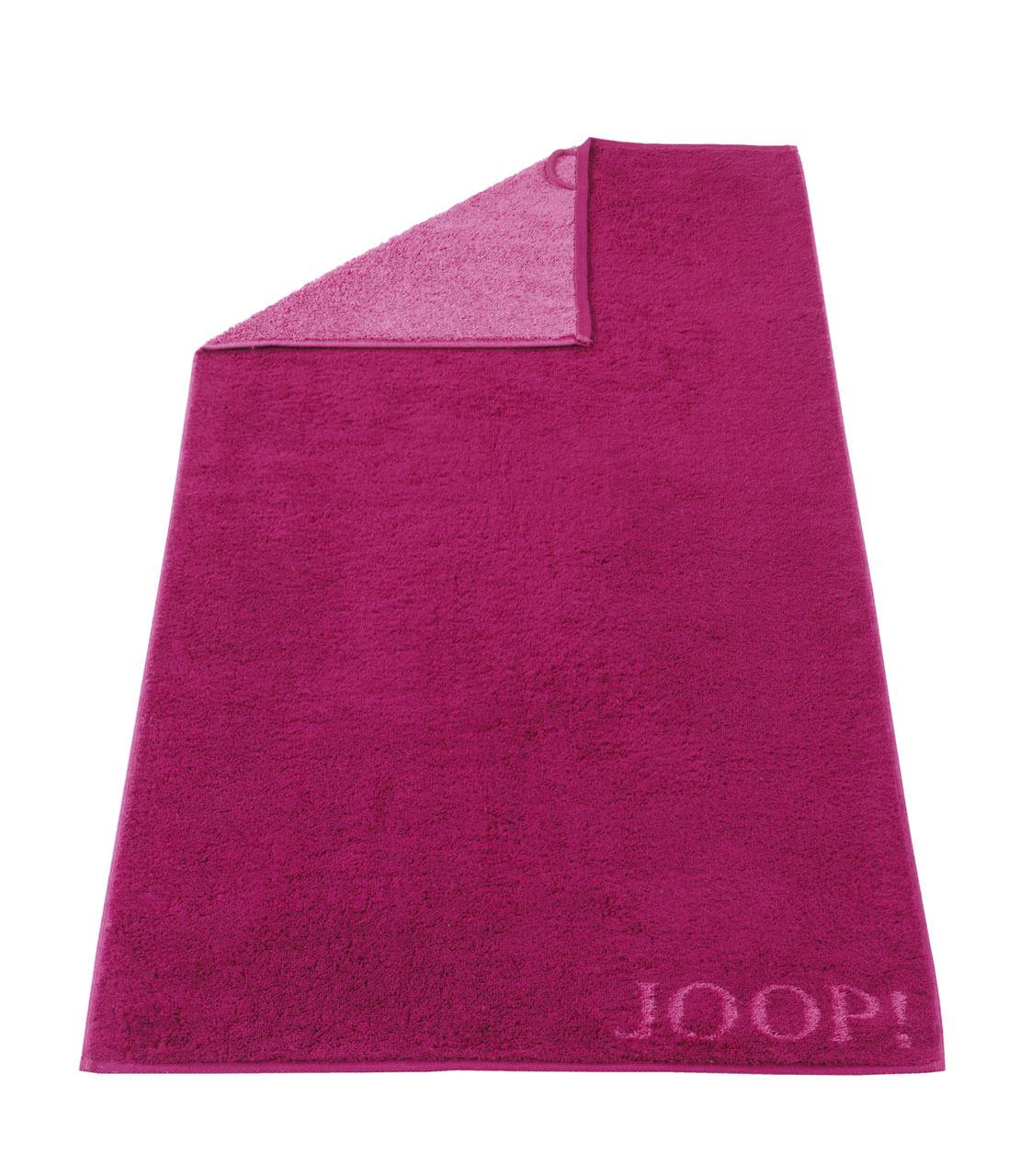 joop handtuch classic doubleface cassis 50x100cm. Black Bedroom Furniture Sets. Home Design Ideas