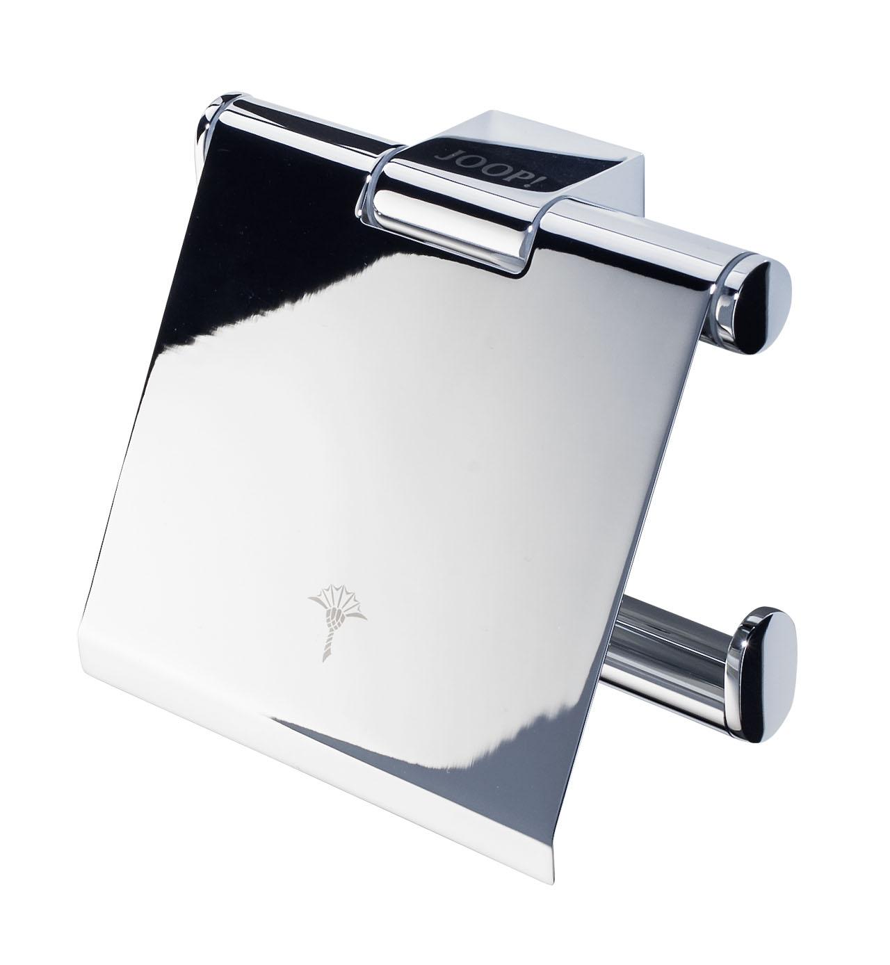 joop toilettenpapierhalter mit deckel toilettenpapierhalter accessoires aus liebe zum bad. Black Bedroom Furniture Sets. Home Design Ideas