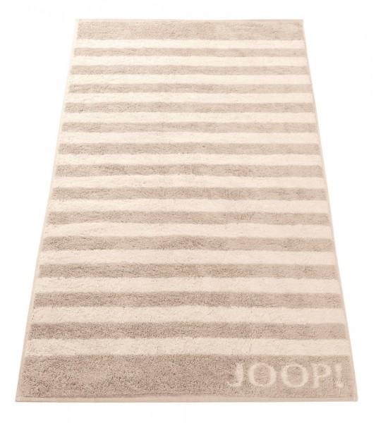 JOOP! Handtuch - Classic Stripes - Sand - 50x100cm
