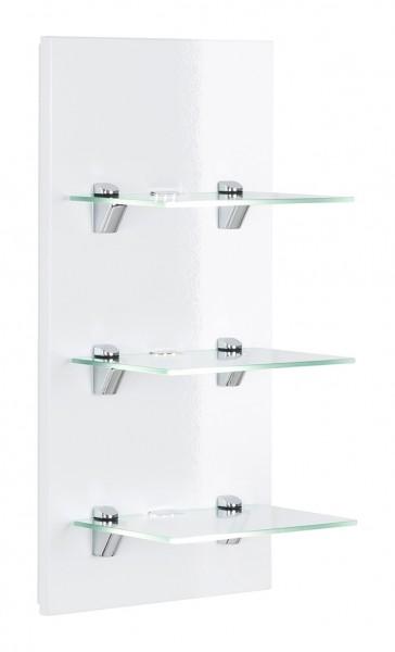 POSSEIK - LED-Panel VIVA mit 3 Glasablagen