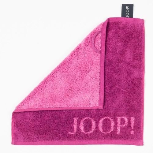 JOOP! Seifenlappen - Classic Doubleface - Cassis - 30x30cm