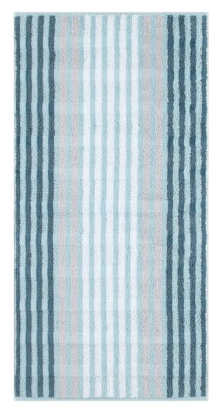CAWÖ - Handtücher Noblesse Seasons Streifen 1083 Mint 44