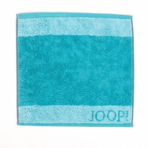 JOOP! Seifenlappen - Graphic Doubleface - Türkis - 30x30cm