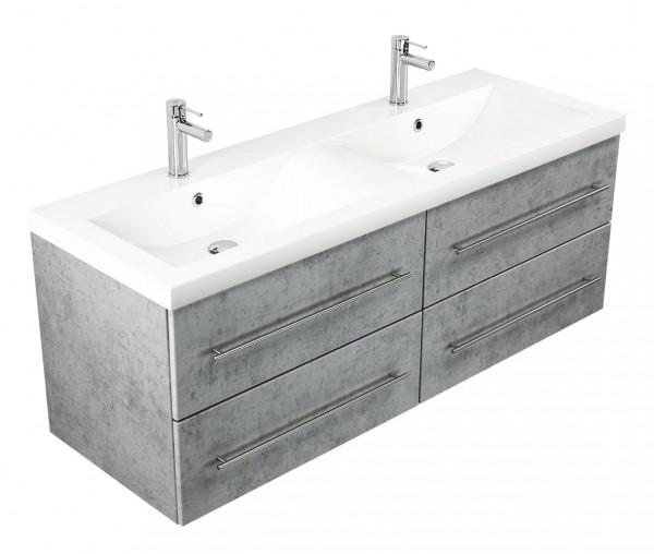 POSSEIK - Badmöbelset Aurelion XL beton
