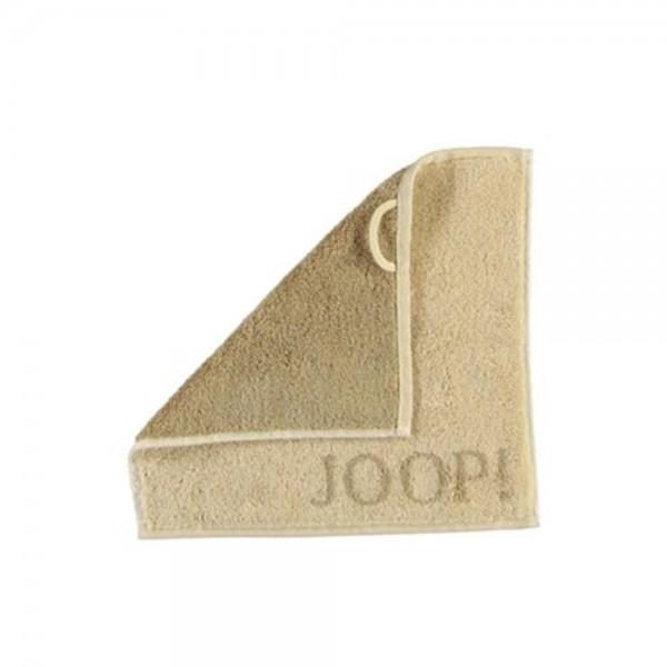 JOOP! Seifenlappen - Elegance Doubleface - Travertin - 30x30cm