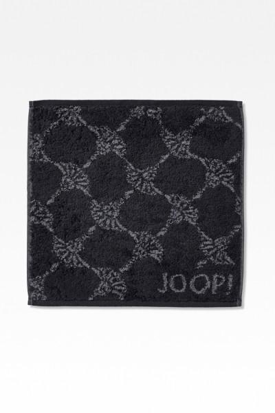 JOOP! Seifenlappen - Classic Cornflower - Schwarz - 30x30cm