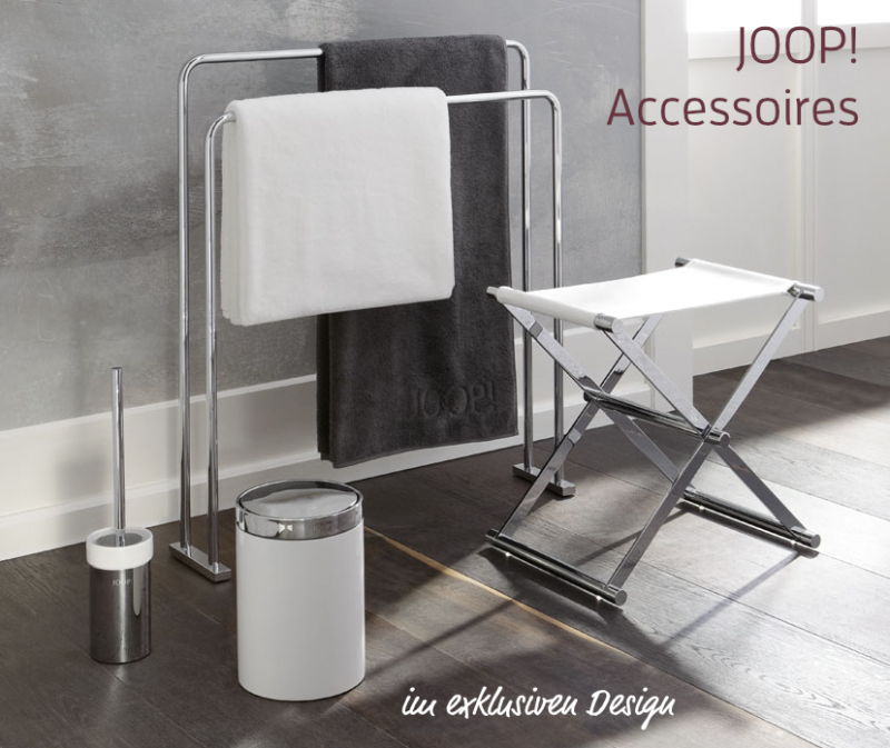 joop badezimmer accessoires. Black Bedroom Furniture Sets. Home Design Ideas