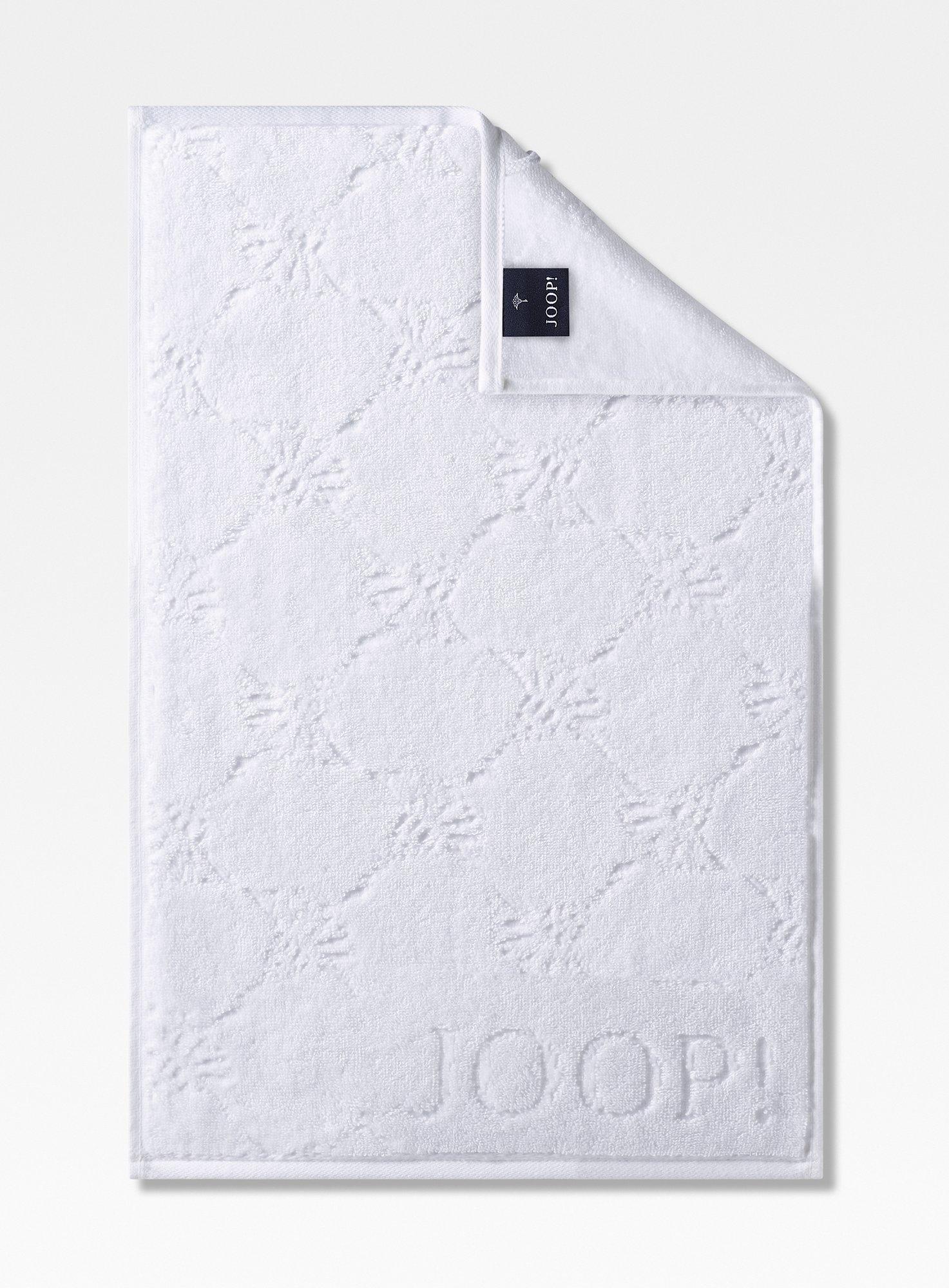 joop g stetuch uni cornflower wei 30x50 cm aus liebe. Black Bedroom Furniture Sets. Home Design Ideas